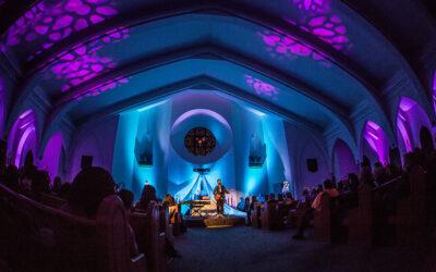 Chris August Intimate Church Performance