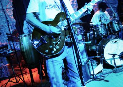 Alchemystics-Guitar