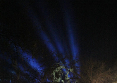 Aura Music Festival 2014: Aura Projections