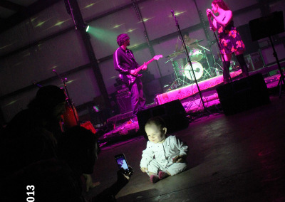 Baby-on-the-stage