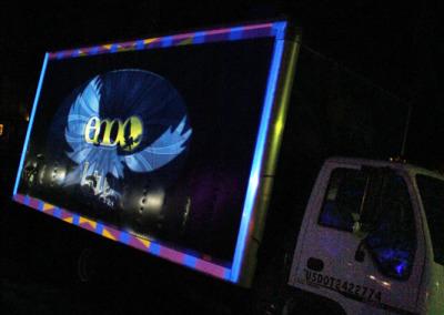 Aura Music Festival 2014: Eno Sponsorship Visibility