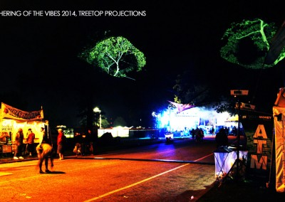 SJP: Tree Projections Gathering of the Vibes 2014