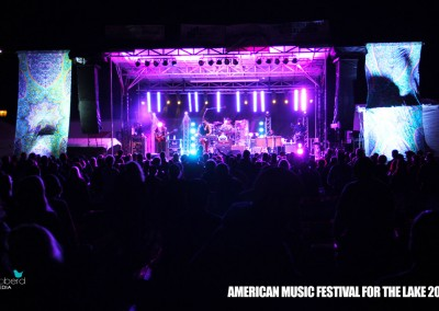SJP: Stage Lighting American Festival for the Lake 2014