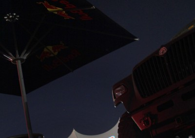 SJP Productions: Red Bull Branding Projections