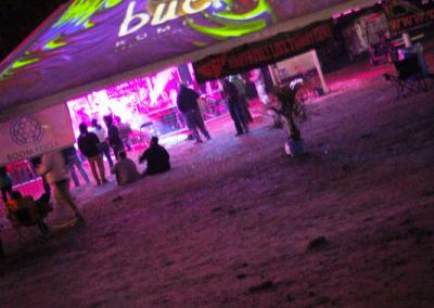 Aura Music Festival 2014: Buchi Sponsorship Visibility