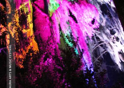 Aura Music Festival 2014: Rainbow Moss