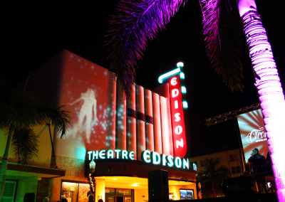Fort Myers Edison Theatre Dancing Lady