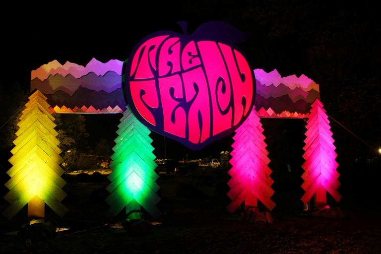 Peach Festival 2015